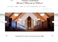 Cindy Emmett Web Designs - Emanuel Church