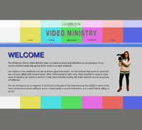 ECVM Website by Cindy Emmett